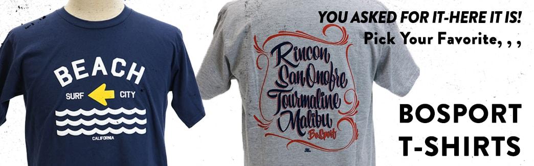 Bosport T-shirts